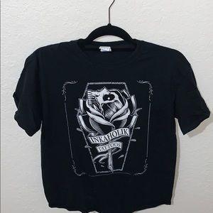 Black Inkaholik Tattoos shirt